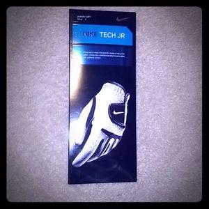 Nike Tech JR 19CM, Left Golf Glove